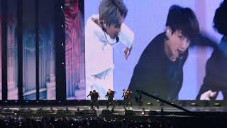2019 Golden Disc Awards Day2 BTS 'Fake Love' fancam