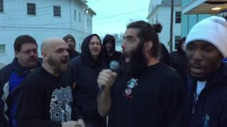 Mark Briscoe Live from Dayton Ohio - January 31st, 2015