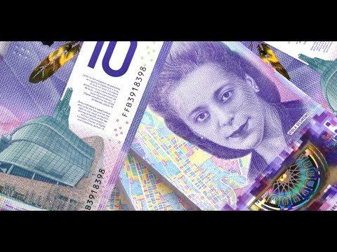 Bank Of Canada Issues New $10 Bank Note / Émission Du Nouveau Billet De 10 $