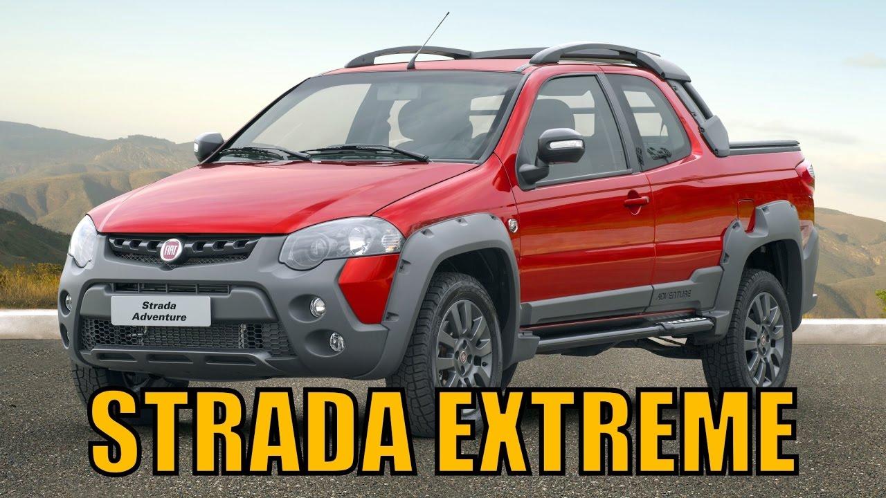 Fiat Strada Adventure Extreme - Avalia U00e7 U00e3o