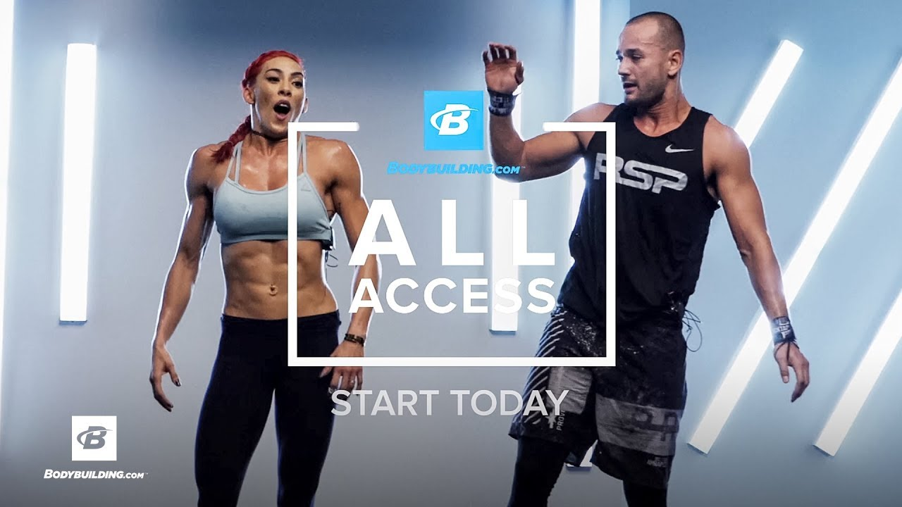 What's New | All Access Premium Fitness Plans
