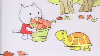 Мультфильмы про котенка - Мусти и его друзья - Зимний сон - Серия 3