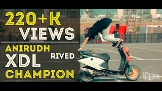 XDL Championship India | Non-Gear Winner | Anirudh Rived | Team Evolution | LA Productions