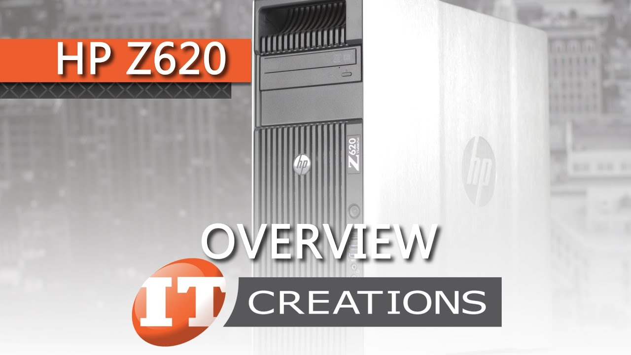 HP Z620 Workstation Review