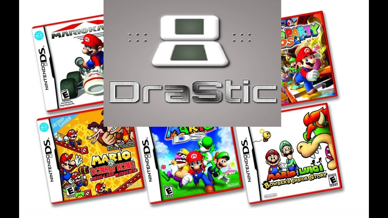 how to use ds emulator