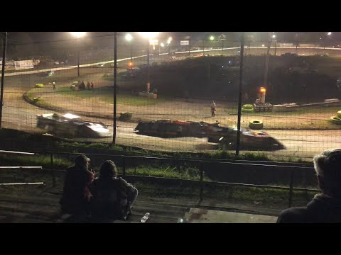 All cautions from Grandview Speedway July 7, 2018!