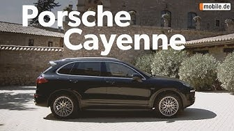 KurzCheck mobile.de | Porsche Cayenne