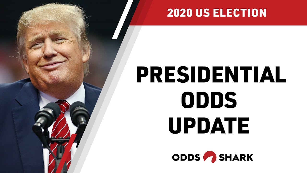 las vegas betting odds on presidential election 2021