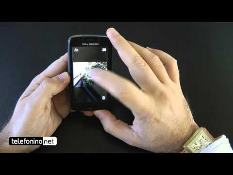 Sony Ericsson TXT Pro videoreview da Telefonino.net