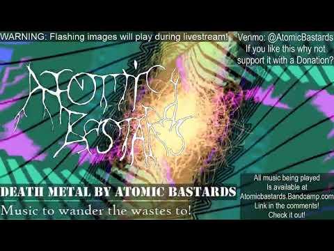 Death Metal by Atomic Bastards