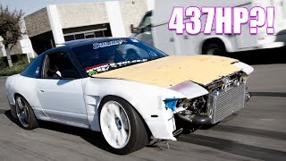 Jay's SR20 S13 RIPS on the dyno