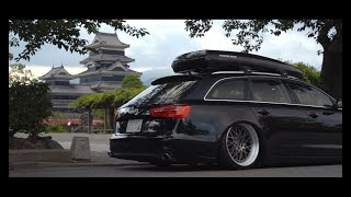 Bagged Audi A6 | proud freedom
