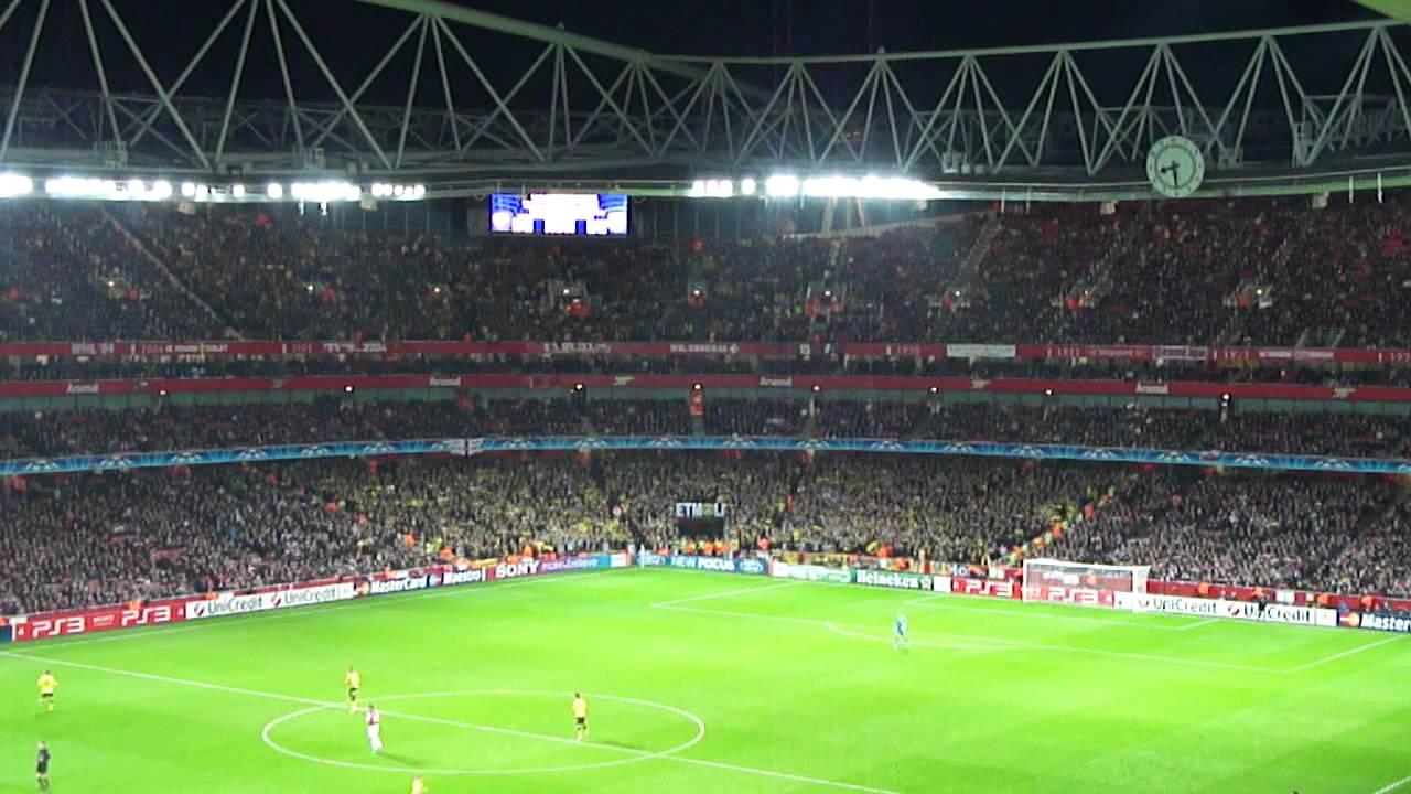 Arsenal FC - BV Borussia Dortmund 09  #8