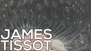 James Tissot: A collection of 349 paintings (HD)