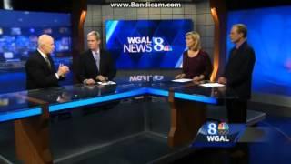 WGAL: WGAL News 8 At 6pm Close--01/21/16