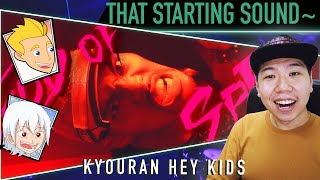 THAT STARTING SOUND | KYOURAN HEY KIDS!! / 狂乱 Hey Kids!! by THE ORAL CIGARETTES Reaction & Analysis