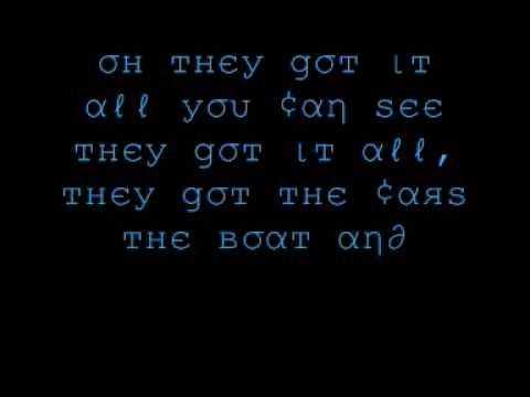 Mr Hudson  Supernova lyrics onscreen