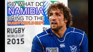 So What Do Namibia Bring to the Rugby World Cup? | Squidge Rugby