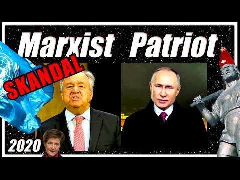 UNO Skandal | Neujahrsansprache von Guterres und Präsident Putin