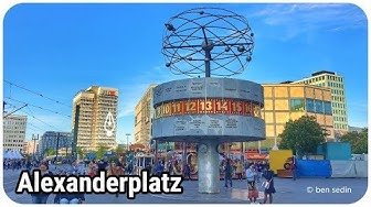 Alexanderplatz - Berlin, Germany