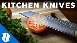 Kitchen Knives for Knife Guys   Knife Banter Live