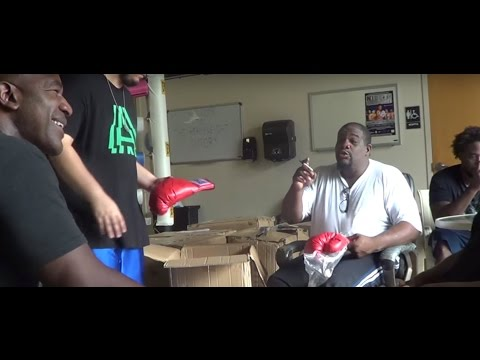 Evander Holyfield GOES OFF on Riddick Bowe for DUCKING Lennox Lewis!