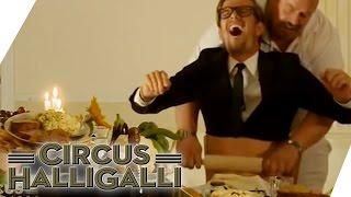 Circus HalliGalli Aushalten: Das grosse Fressen Teil 2 | ProSieben thumbnail