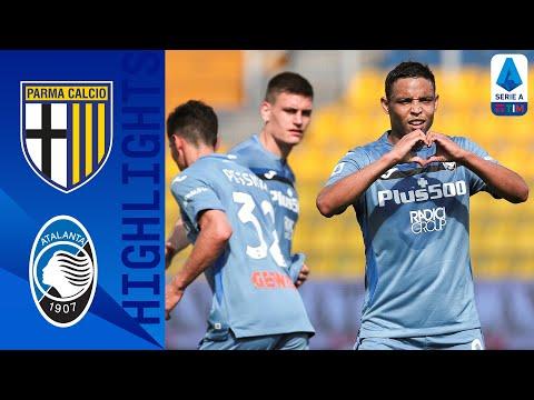 Parma Atalanta Goals And Highlights