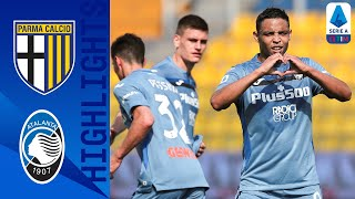 Parma 2-5 Atalanta | Luis Muriel Bags Brace In 7 Goal Thriller! | Serie A TIM