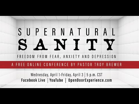 Supernatural Sanity Online Conference Night 1
