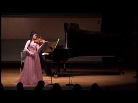 Fauré : Violin Sonata No.2  Ist mov.   フォーレ:ヴァイオリンソナタ第2番 第1楽章