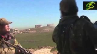 Вайнахи в Сирии отрываются