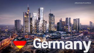 The most international city in germany, largest financial centre on continent, historical of coronations, goethe and frankfu...