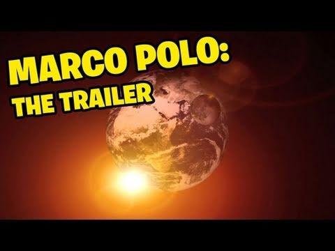 Trailer do filme Marco Polo, O Magnífico