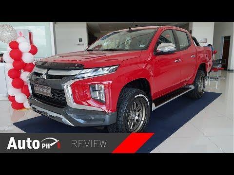 2019 Mitsubishi Strada GT and GLS - Exterior & Interior Review + Comparison (Philippines)