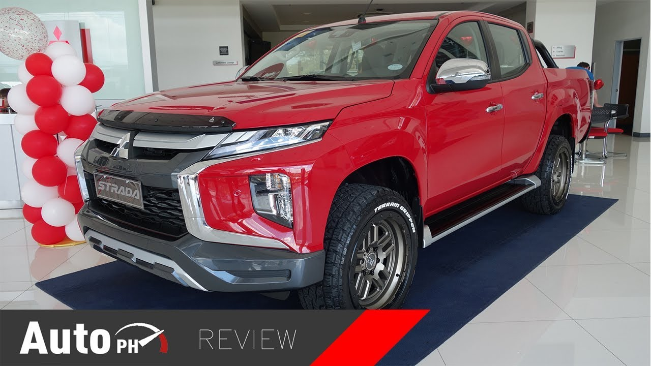 2019 Mitsubishi Strada Gls 2wd Exterior Interior Review Test Drive Philippines Youtube