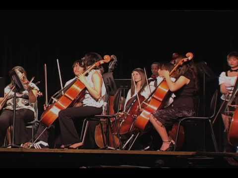 GHCHS Orchestra Swan Lake