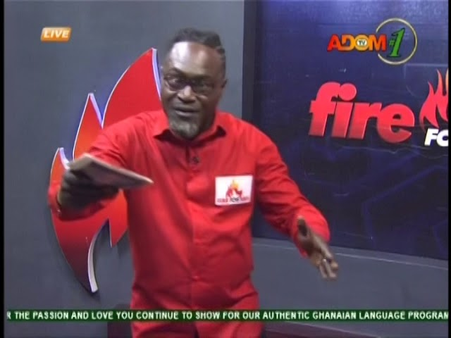 Fire 4 Fire on Adom TV (18-2-19)