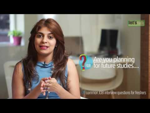 Job Interview Question & Answers for freshers   Free Job Interview tips & English Lessons