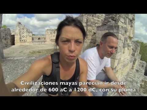 Mexico Encantador 5 season 2. Tourist Advice, The Mayan trail