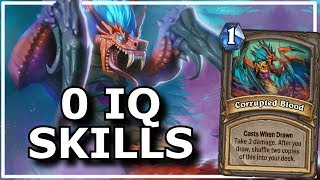 Hearthstone - Best of 0 IQ Skills