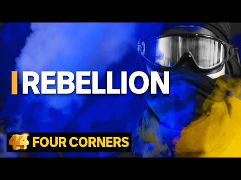 Rebellion: On the frontlines of Hong Kong's uprising | Four Corners