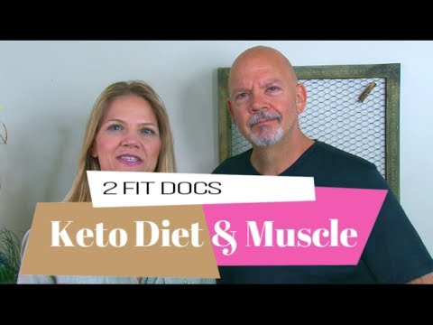 does-a-keto-diet-cause-muscle-loss?