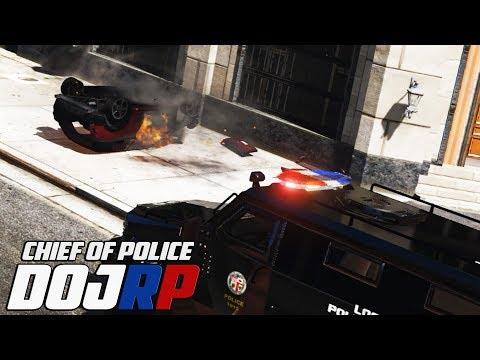 DOJ Chief of Police - SRU Deployment to Car Bombs - EP.53