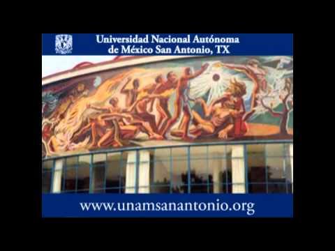 LA UNAM EN SAN ANTONIO, TEXAS