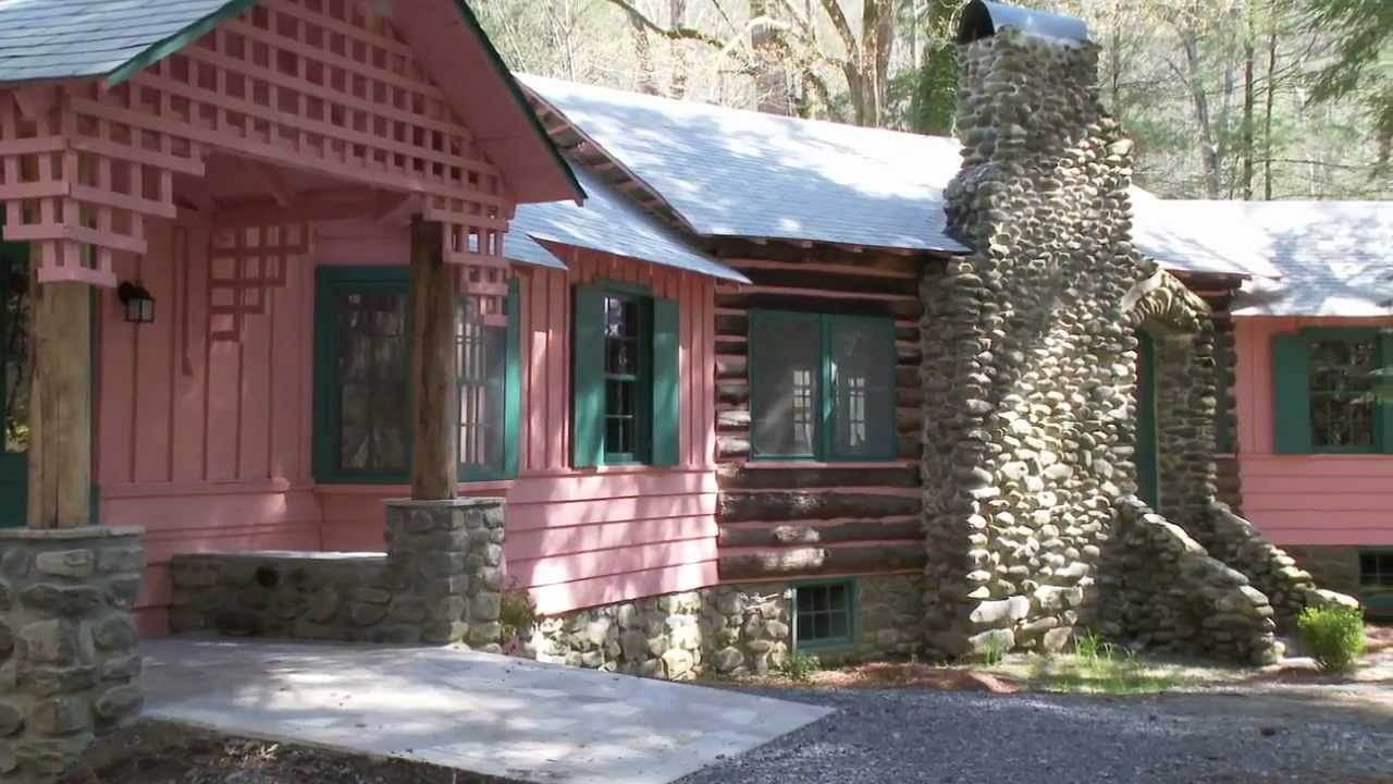 this smokies lake fontana in tour mountains mountain great cabin see luxury watch smoky virtual rental the cabins
