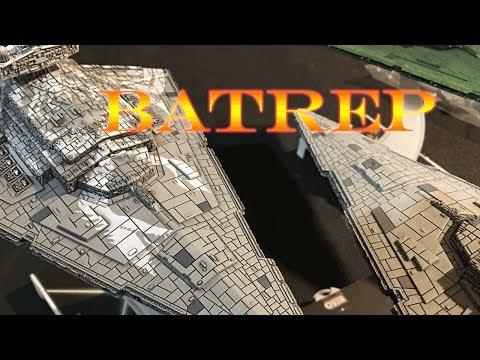 Armada - Battle Report Wave 7 - Triple ISD Thrawn vs Raddus Bomb