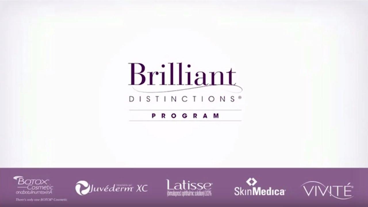 Brilliant Distinctions Rewards Program — Castle Rock Medical