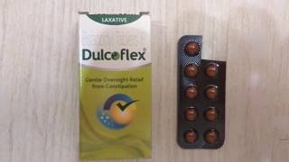 dulcoflex tablet review। how to use।  bisacodyl tablet | Benifit |