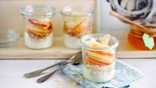 Alpro Recipe - Almond Crunchy Quinoa